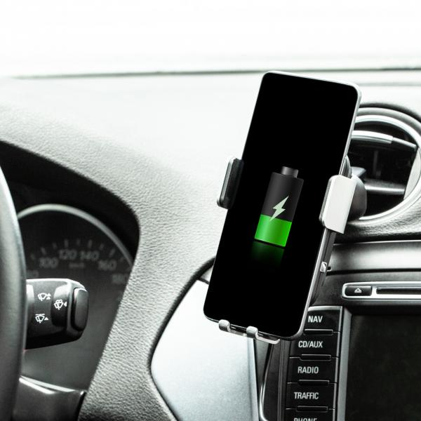 Auto Wireless charging station Anwendungsbeispiel